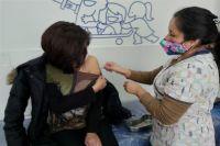 Lucha contra el COVID-19 en Salta: más de 16 mil personas ya fueron vacunadas
