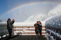 Las Cataratas del Niágara se congelaron y las impactantes imágenes recorren el mundo