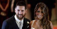 Messi celebró con una romántica foto y dedicatoria el cumpleaños de Antonela Roccuzzo