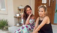 Barbi y Nazarena Vélez Fuente:(Instagram)
