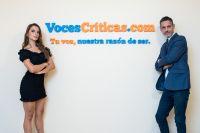 Voces Críticas TV: Con la incorporación de Karla Bauch, ya están las fotos oficiales