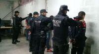 Robo, allanamientos y detenciones en General Güemes