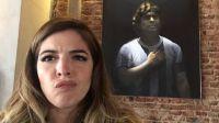 De frente mar: así se lleva Dalma Maradona con su hermano Dieguito Fernando