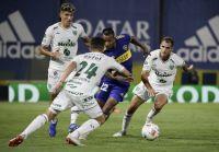 Boca no pudo pasar del empate ante Sarmiento en La Bombonera