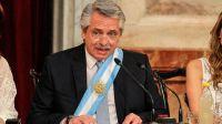 Alberto Fernández en el Congreso inaugura el 139° período de sesiones ordinarias