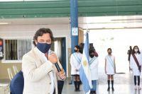 """""""Agradezco a los docentes por su vocación"""": Gustavo Sáenz dio inicio al ciclo lectivo 2021 en Salta"""