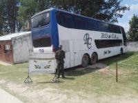 Gendarmería Nacional interceptó un ómnibus que iba a ser pasado de contrabando a Bolivia
