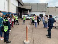 Sábado de terror en Salta: encuentran a un hombre muerto en el Mercado Cofruthos