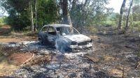 Crece la incertidumbre y el miedo en Salta: hallan el auto de Cristian Iván incinerado en un descampado