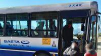 Vuelta a clases: gran respuesta por parte de los salteños a las restricciones en el uso del transporte público