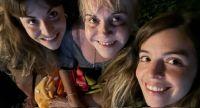 Dalma, Gianinna y Claudia Fuente:(Instagram)