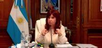"Cristina Kirchner contra los jueces: ""No les voy a pedir sobreseimiento, les voy a pedir que apliquen la Constitución"""