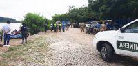 Tragedia en el Río Bermejo: encuentran otro cadáver, pero no sería de los viajantes del gomón