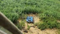 Desolación: hallaron el cuerpo de una mujer en el Río Bermejo