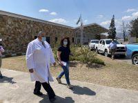 Pese al aumento de casos en las últimas semanas, Juan José Esteban descartó volver a la fase de aislamiento