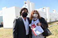 Casa propia para más de 90 familias salteñas del barrio Pereyra Rozas