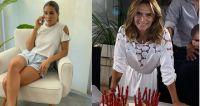 Cinthia Fernández y Amalia Granata. Fuente (Instagram)