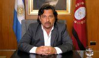 """Gustavo Sáenz: """"Con este Gobernador, un cargo en la función pública no es por vida"""""""