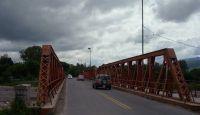 Puente de Vaqueros. Fuente: (Twitter)