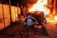 Paraguay en llamas: disturbios y manifestaciones masivas contra el presidente Abdo Benítez