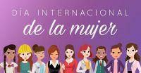 Día Internacional de la Mujer. Fuente (Instagram)