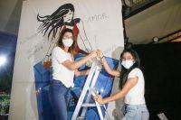 Hoy más que nunca, Bettina Romero acompaña a las mujeres en su lucha por la igualdad