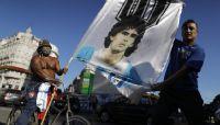 Marcha por Diego Maradona Fuente:(Instagram)