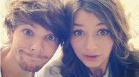 Louis Tomlinson y Eleanor Calder. Fuente (Instagram)