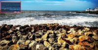 Mar Del Plata. Fuente (Twitter)