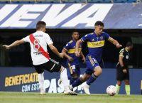 Boca y River quedaron en tablas: Fue 1 a 1 en La Bombonera