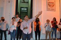 Internas en la UCR: Nanni se consolidó como presidente por tercera vez y Correa se impuso sobre Chibán
