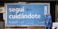 Confirman 6.164 nuevos casos y 166 fallecidos por coronavirus en la Argentina