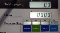 Aumento de nafta en Salta: el litro de Premium superó los $100 y ya hay problemas para exhibir los precios