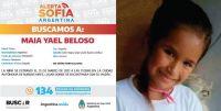 Continúa la búsqueda de Maia: se conocieron nuevas imágenes de la nena junto a su secuestrador