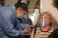 Por primera vez la Argentina registra un mayor número de vacunados que infectados de Covid-19