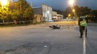 Motociclista murió en el acto tras impactar contra un colectivo de SAETA