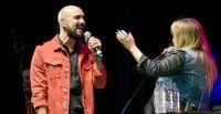Karina La Princesita hizo que Abel Pintos cante cumbia ¡Hay video!