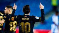 Lionel Messi: El rosarino se convirtió en el jugador con más encuentros en el Barcelona