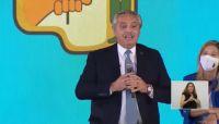 Alberto Fernández asumió la presidencia del Partido Justicialista