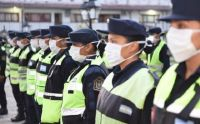 Más de 400 policías se incorporarán al servicio de seguridad de la Provincia