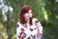 Insólito error de la locutora al nombrar a Cristina Kirchner durante el acto por el Día de la Memoria