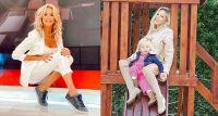 Luciana y Matilda Salazar, Yanina Latorre. Fuente (Instagram)