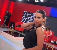 Video: el exigente entrenamiento de Cinthia Fernández