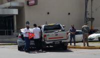 |URGENTE| Reportan un accidente en pleno shopping