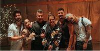 Familia Montaner. Fuente (Instagram)