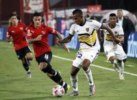 Boca igualó ante Independiente por 1 a 1