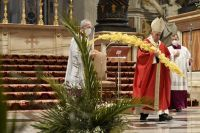 Un Domingo de Ramos 2021 para meditar: palabras del papa Francisco