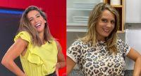 Cinthia Fernández y Rocío Marengo Fuente:(Instagram)