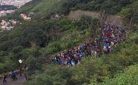 Dada la situación epidemiológica actual, se suspendió el Vía Crucis en el Cerro San Bernardo