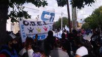 Caos en el centro salteño: por marchas de agrupaciones, SAETA desvía sus unidades este martes 30 de marzo